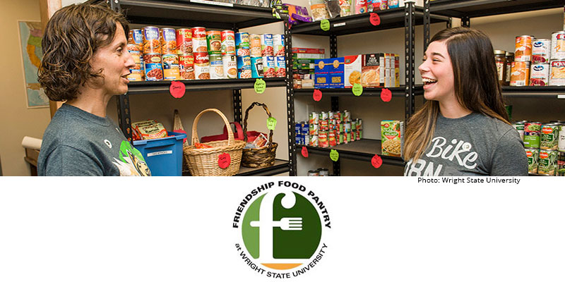 Peerless Supports Wright State University's Friendship Food Pantry