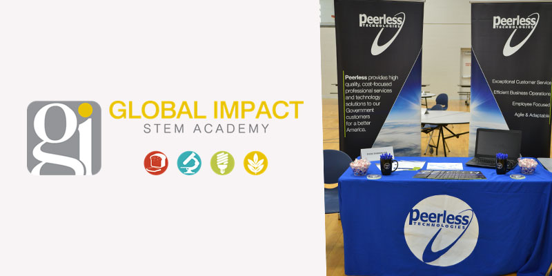 Peerless Supports the Local Stem Academy